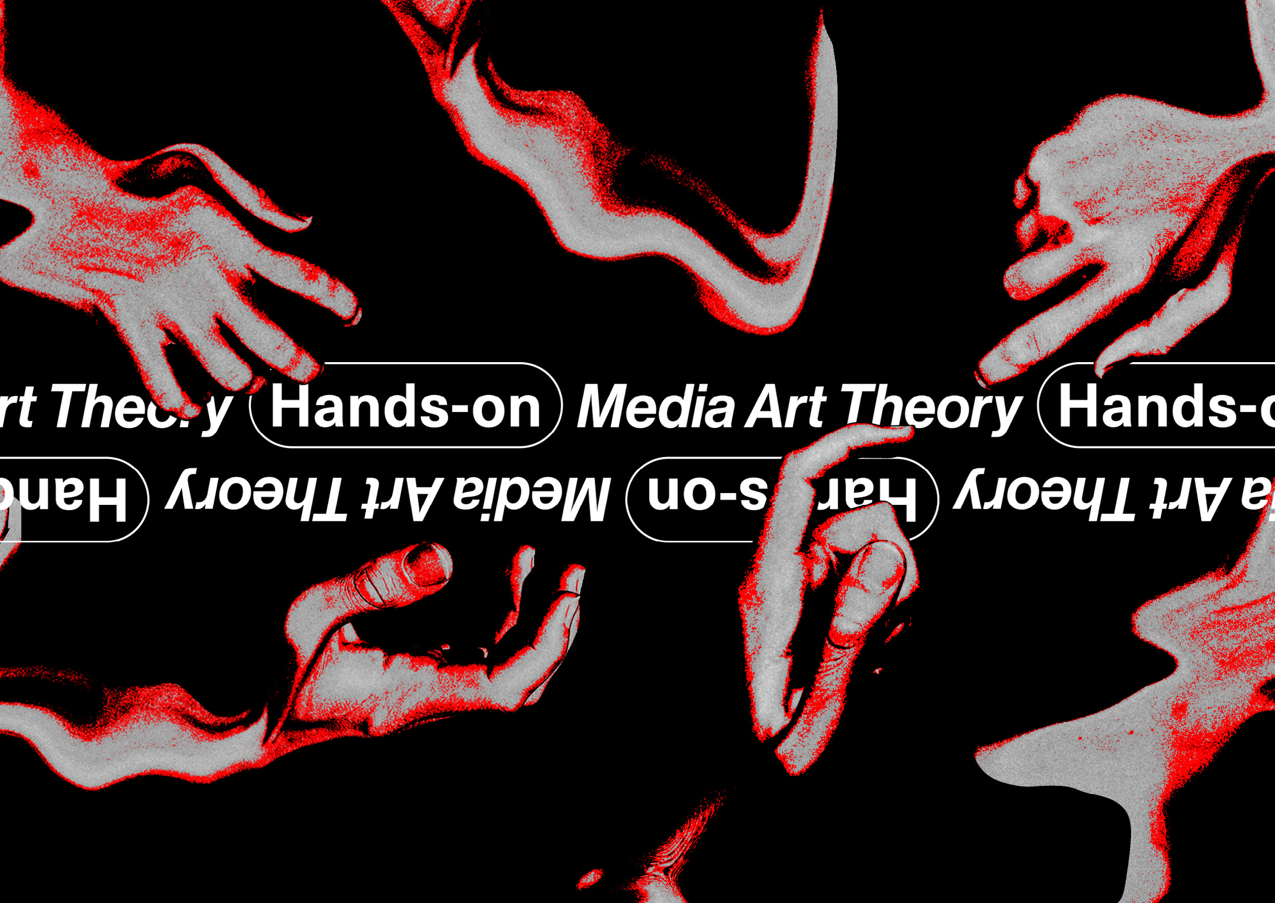 Obálka pro Hands-on Media Art Theory. TIM Exhibited @ Ars Electronica Festival 2019