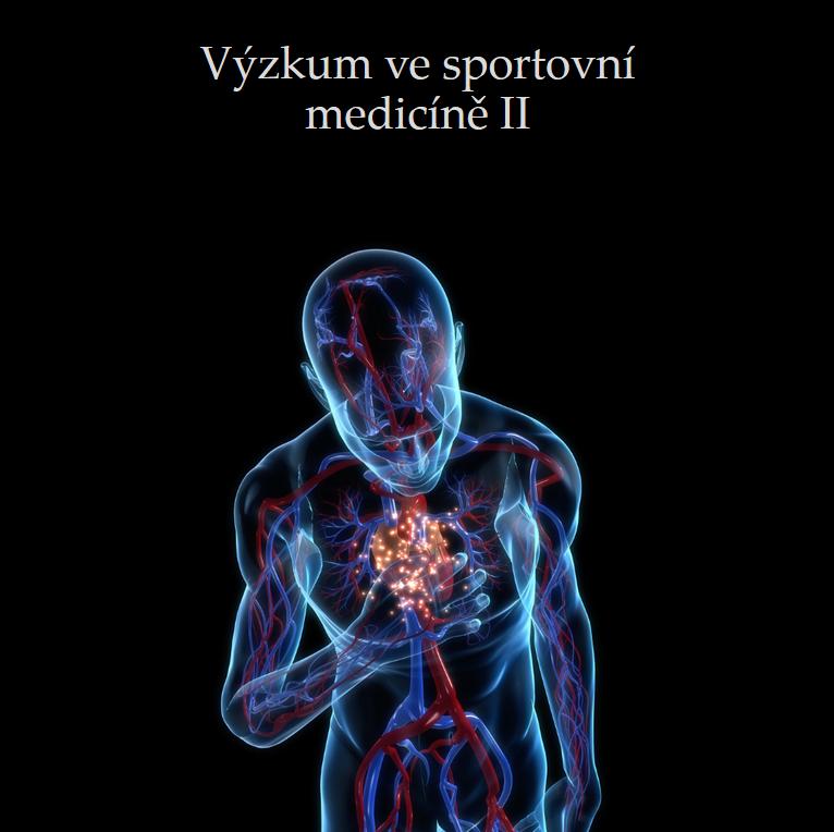 Obálka pro Výzkum ve sportovní medicíně II
