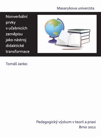 Obálka pro Nonverbální prvky v učebnicích zeměpisu jako nástroj didaktické transformace