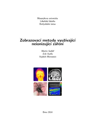 Obálka pro Zobrazovací metody využívající neionizující záření