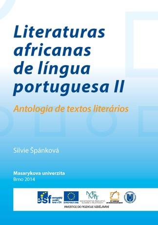 Obálka pro Literaturas africanas de língua portuguesa II. Antologia de textos literários