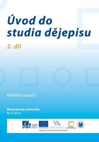 Obálka pro Úvod do studia dějepisu. 2. díl