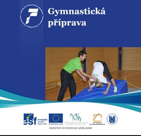 Obálka pro Gymnastická příprava