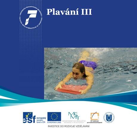 Obálka pro Plavání III