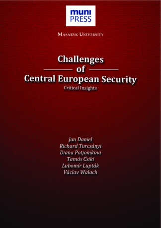 Obálka pro Challenges of Central European Security. Critical Insights