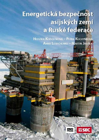 Obálka pro Energetická bezpečnost asijských zemí a Ruské federace