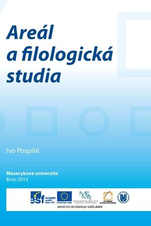 Obálka pro Areál a filologická studia