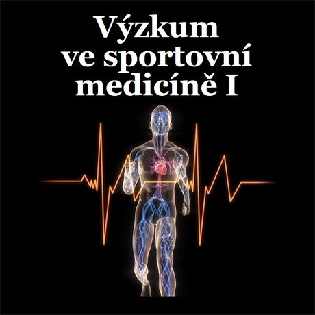 Obálka pro Výzkum ve sportovní medicíně I