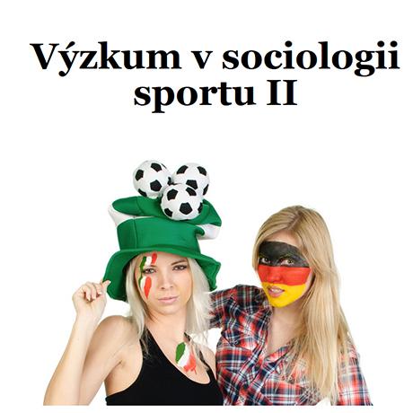 Obálka pro Výzkum v sociologii sportu II
