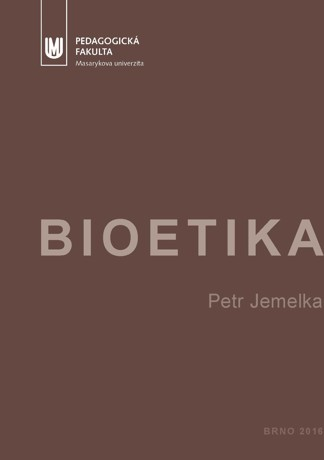 Obálka pro Bioetika