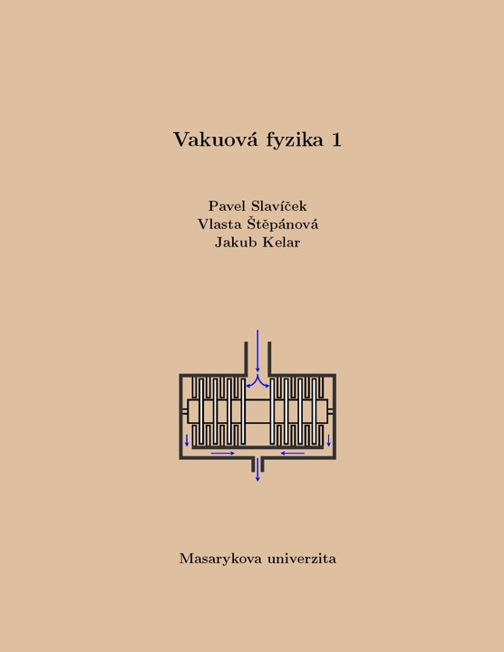 Obálka pro Vakuová fyzika 1