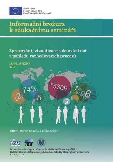Obálka pro Zpracování, vizualizace a dolování dat z pohledu rozhodovacích procesů. 13.–14. září 2017 Telč
