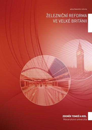 Obálka pro Železniční reforma ve Velké Británii