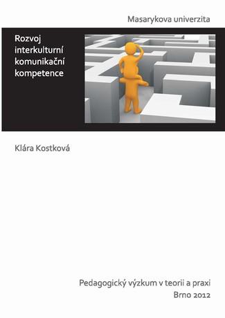Obálka pro Rozvoj interkulturní komunikační kompetence