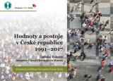 Obálka pro Hodnoty a postoje v České republice 1991–2017. Pramenná publikace European Values Study