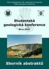 Obálka pro Studentská geologická konference 2018. Sborník abstraktů