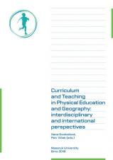 Obálka pro Curriculum and Teaching in Physical Education and Geography: interdisciplinary and international perspectives. Book of Proceedings