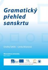 Obálka pro Gramatický přehled sanskrtu