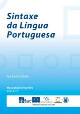 Sintaxe da Língua Portuguesa