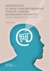 Obálka pro Interpretation of online consumer behaviour from the consumer neuroscience perspective - cross generational study