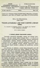 Viskosita protoplasmy a její vztah k aktivitě a stárnutí buňky / La viscosité du protoplasma vivant et ses rapports avec l'activité et le vieillissement cellulaires