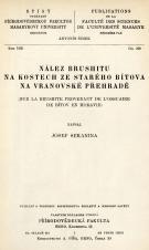 Nález brushitu na kostech ze starého Bítova na Vranovské přehradě