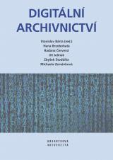 Obálka pro Digitální archivnictví