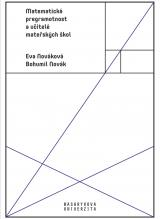 Obálka pro Matematická pregramotnost a učitelé mateřských škol