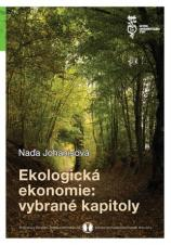 Obálka pro Ekologická ekonomie: vybrané kapitoly