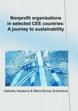 Obálka pro Nonprofit organizations in selected CEE countries: A journey to sustainability