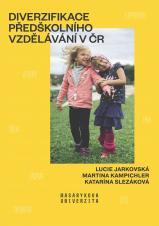 Obálka pro Diverzifikace předškolního vzdělávání v ČR