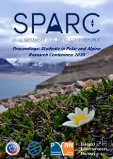 Obálka pro Proceedings: Students in Polar and Alpine Research Conference 2020