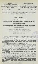 Zkušenosti s Kjellandovými kleštěmi (K. k.) / Expérience acquise dans 10 ans avec le forceps de Kjelland : statistika za 10 let