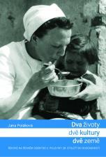 Obálka pro Dva životy, dvě kultury, dvě země.. Řekové na českém území od 2. poloviny 20. století do současnosti