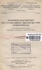 Endokrine Hautdrüsen von Syndiamesa Branicki Now