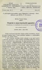 Příspěvek k otázce karcinoidů appendixů / Contribution à la classification des carcinoïdes de l'appendice
