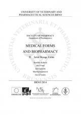 Obálka pro Medical forms and biopharmacy.
