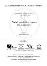 Obálka pro Základy molekulární biologie pro farmaceuty