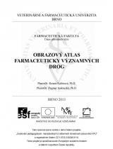 Obálka pro Obrazový atlas farmaceuticky významných drog