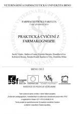 Obálka pro Praktická cvičení z farmakognozie