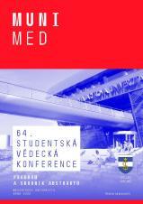 Obálka pro 64. studentská vědecká konference. Program a sborník abstraktů