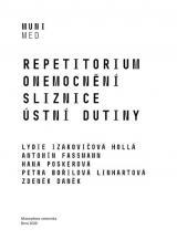 Obálka pro Repetitorium onemocnění sliznice ústní dutiny