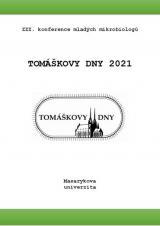 Obálka pro Tomáškovy dny 2021. XXX. konference mladých mikrobiologů