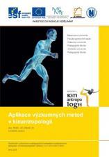 Obálka pro Aplikace výzkumných metod v kinantropologii