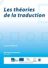 Obálka pro Les théories de la traduction