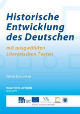 Obálka pro Historische Entwicklung des Deutschen mit ausgewählten Literarischen Texten