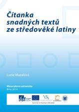 Obálka pro Čítanka snadných textů ze středověké latiny