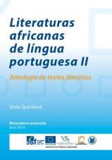 Obálka pro Literaturas africanas de língua portuguesa II: Antologia de textos literários
