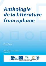 Obálka pro Anthologie de la littérature francophone
