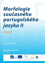 Obálka pro Morfologie současného portugalského jazyka II. Sloveso